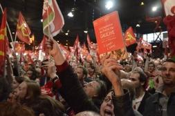 60 000 personnes au meeting de la Porte de Versailles à Paris