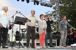 A la fête du Travailleur Catalan