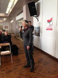 Assises écosocialistes pour la mer - Christine Sandel
