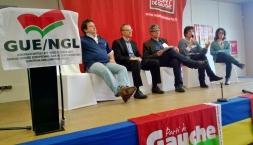 Assises écosocialistes pour la mer - Première table ronde.