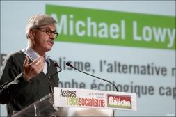 Michael Lowy, sociologue, philosophe marxiste et écosocialiste