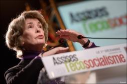 Susan George, écrivaine, militante altermondialiste et présidente d'honneur d'ATTAC