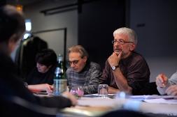 Réunion de travail des économistes du Front de Gauche