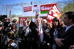 De Marseille à Martigues, contre l'austérité
