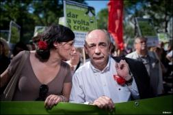 João Semedo, coordinateur du Bloco de Esquerda