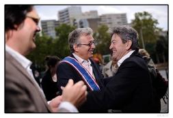 Avec Pierre Laurent