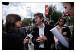 Soutien aux salariés de Fralib poursuivis devant le tribunal de Nanterre