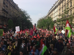 Marche du 12 avril 2014