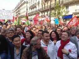 Marche du 12 avril 2014
