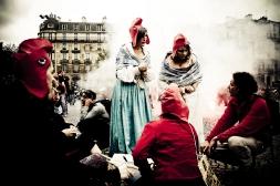 Manifestations du 11 octobre à Paris et à Brive-la-Gaillarde
