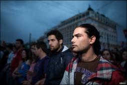 A Athènes, pour le droit de grève des enseignants