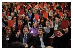 Le CN du PG soutient la proposition de candidature de Jean-Luc Mélenchon