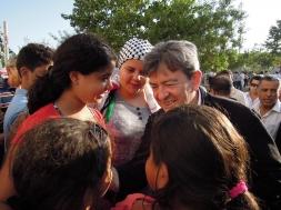 Rencontre avec les enfants de Mohamed Brahmi