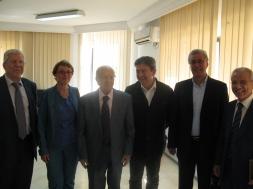 Rencontre avec les représentants du Front du Salut National