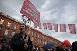 70 000 personnes pour le meeting Front de Gauche de Toulouse