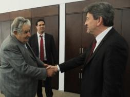 Rencontre avec le Président et le gouvernement de l'Uruguay
