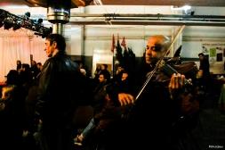 Spectacle : violon et cerceau à l'Usine