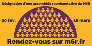 assemblee representative du m6r