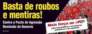 basta de rubios y mentiras portugal