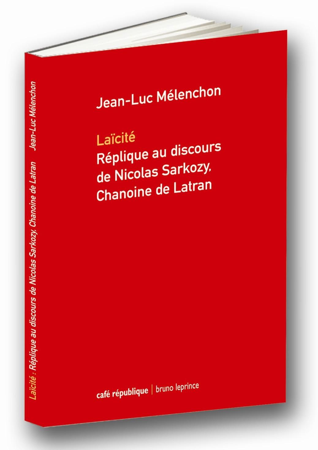En cliquant sur l'image, téléchargez le bon de commande du livre de Jean-Luc Mélenchon.