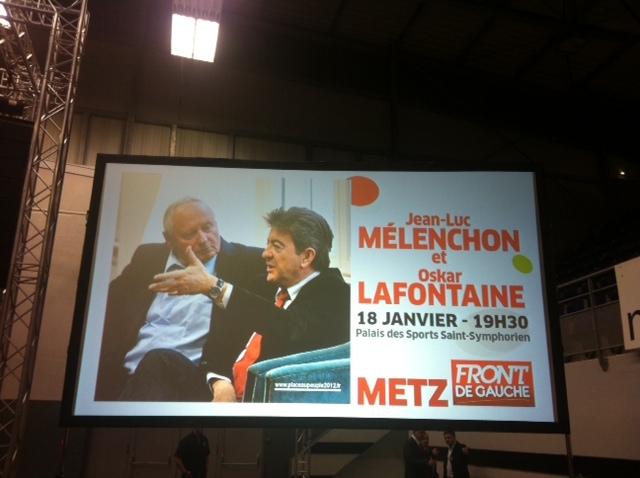 Oublions Merkozy... voici Mélentaine !